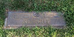 Edna F <I>Shafer</I> Sleight