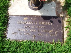 Charles G. Sheary