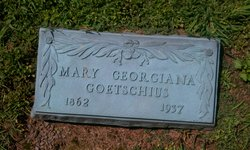 Mary Georgiana Goetschius