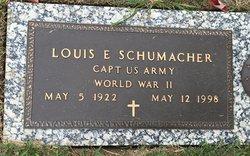 Louis E Schumacher