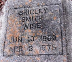 Shirley Smith Wise