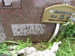 M Faye Roupe