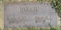 "Elizabeth Jean ""Betty"" <I>Ramm</I> Bemis"