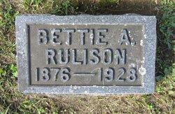Bettie A. Rulison