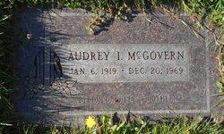 Audrey Irene <I>Brown</I> McGovern
