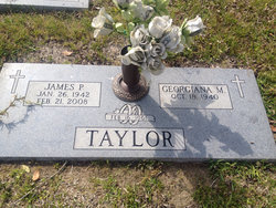 James P Taylor