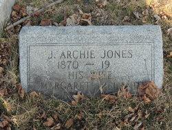 J. Archie Jones