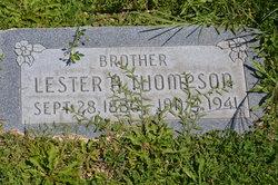 Lester A. Thompson