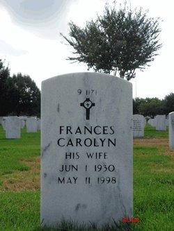 Frances Carolyn Biggs