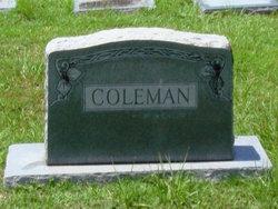 Mary <I>Lewis</I> Coleman