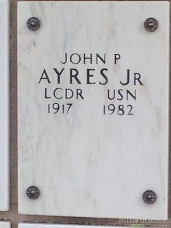 John P Ayres, Jr.