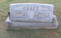 Dewey A. Craft