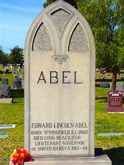 Edward Lincoln Abel