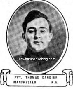 PVT Thomas Joseph Daudier