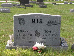 "Thomas Henry ""Tom"" Mix"