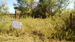 Stone Bluff Cemetery