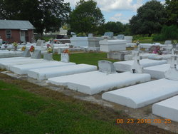 New Mount Zion Baptist Cemetery