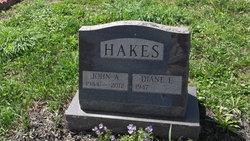 John A. Hakes