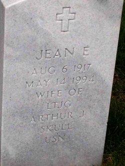 Jean E Skull