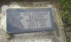 Lyle Fairbairn Braden