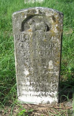 Hilda A. Balzen