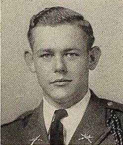 1LT Albert W Applegate, Jr