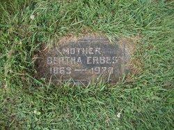 Bertha Erbes