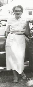 """Dora Jane """"Dorothy"""" <I>Hatfield</I> Cochran"""
