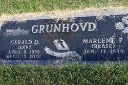 """Gerald G. """"Jerry"""" Grunhovd"""