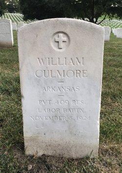 William Culmore
