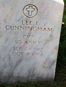 Lee I Cunningham