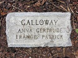 Gertrude <I>Wehrbein</I> Galloway