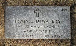 Irwin J Dewaters