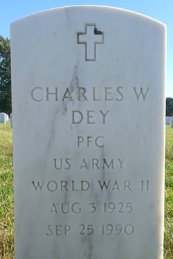 Charles William Dey, Sr