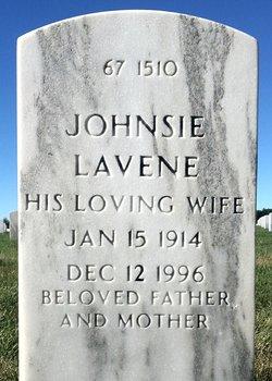 Johnsie Lavene Dey