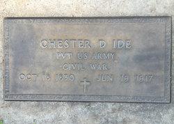 Chester Dean Ide