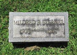 Mildred R Sterner