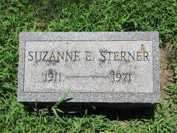 Suzanne E Sterner