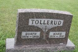 "Dorph Oscar ""Dorf"" Tollerud"