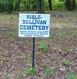 Rials-Sullivan Cemetery