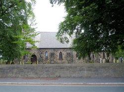 St. Mark Churchyard