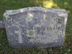 Ann <I>Thornton</I> Knapp