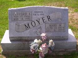 Clifford E. Moyer
