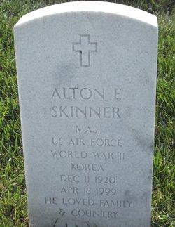 Alton E Skinner