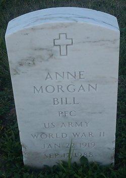 Anne Morgan <I>Sabeskis</I> Bill
