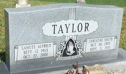 SGT Samuel Alfred Taylor
