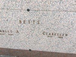 Clarellen <I>Shelt</I> Betts