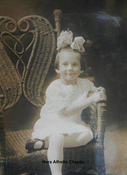 "Nora Alfretta ""Alfretta"" <I>Chaplin</I> Balman"