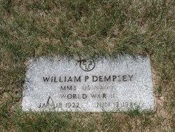 William P Dempsey