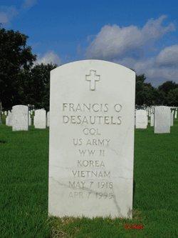 Francis O Desautels